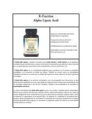 Acido Alfa Lipoico - Colombia Lo Mejor