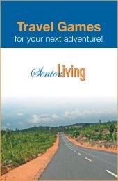 travel games for your next adventure - Senior Living Magazine