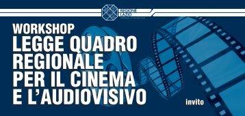 Workshop cinema e audiovisivi - Lazionauta