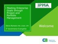 Portfolio Management - IPMA