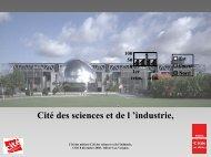 Cité des métiers - COE