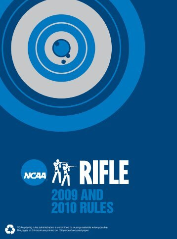 Rifle Rules 2009 and 2010