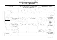 Facultad de Ciencias de la Comunicación - Universidad Rey Juan ...