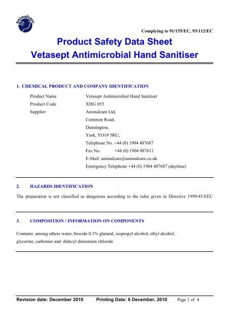 Stoko Gel Instant Hand Sanitizer Msds Stoko Skin Care