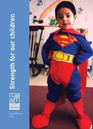 Strength for our children - Children's Friend