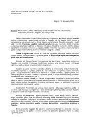 Sandra Đurica, dipl. iur., Pravna služba NSK - Nacionalna i ...