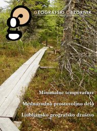 Geografski obzornik 2-2006 – PDF(1,84 MB) - Gore-ljudje