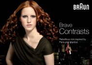 Get Inspired By The Style Capitals - Braun