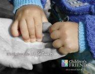 2012 Annual Report - Children's Friend