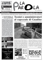 2007 - Anno I N.9 - Fornoms.net