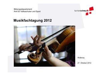 Musik & Schule: Bundesverfassung - Urs Bucher - VMSZ-Verband ...