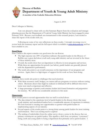 annual report cover letter