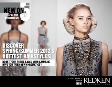 DISCOVER SPRING/SUMMER 2012'S HOTTEST HAIRSTYLES!