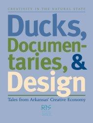 Ducks, Documentaries and Design - Regional Technology ...