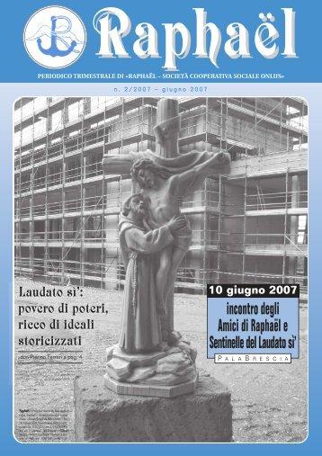 Allegato [pdf]: Giugno 2007 - Fondazione Laudato Si