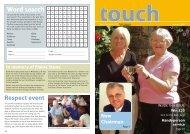 In Touch autumn 2007 - Teign Housing