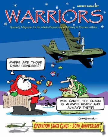 Winter 2006 - Alaska - Department of Military and Veterans Affairs ...