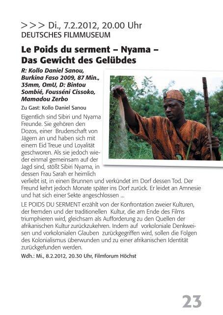 Programm 2012 / PDF - Deutsches Filminstitut