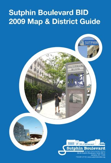 Map & District Guide (PDF) - Sutphin Boulevard BID