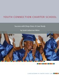 YCCS case study.indd - Youth Connection Charter School