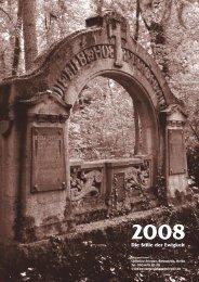 2008 Die Stille der Ewigkeit - Bestattungshaus Priepke