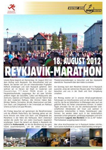 Reykjavik 2012 4x4