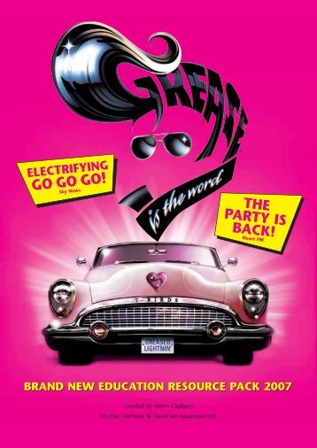 Electrifying - Grease