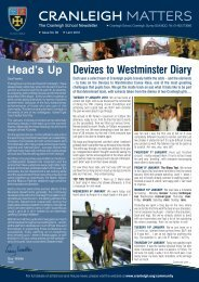 Download File (PDF) - Cranleigh School