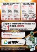 Pruvodce chytrými funkcemi TV - Netbox - Page 2