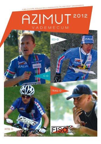 05. Azimut Vademecum 2012 - Federazione Italiana Sport ...