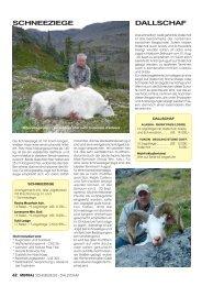 Jagdkatalog 2012 Seite 62 - 63