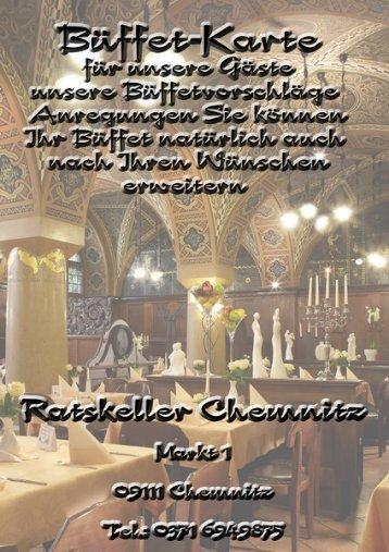 Untitled - Ratskeller Chemnitz