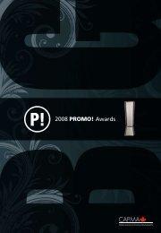 2008 PROMO! Awards - capma
