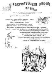Nr 14 (64) BOŻE NARODZENIE 2011 r. - Parafia Ścięcia Św. Jana ...