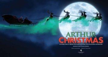Arthur Christmas - HarperCollins Catalogs