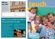 In Touch summer 2007 - Teign Housing