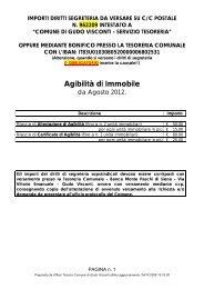 dichiara - Comune di Gudo Visconti