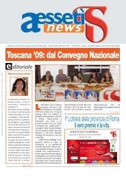 Toscana '09: dal Convegno Nazionale - Associazione Sclerosi ...