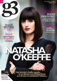p01 Cover JUN12.indd - G3 Magazine