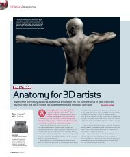 Anatomy for 3D artists - Scott Eaton