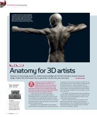 Anatomy for 3D artists - Scott Eaton
