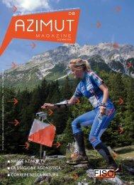08. Azimut Magazine n°8 - Federazione Italiana Sport Orientamento