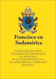 FranciscoenSudamerica2015
