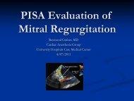 PISA Evaluation of MR - Casecag.com