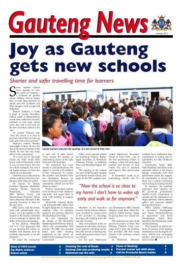 Download 2MB - Gauteng Online