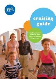 cruising guide - P&O Cruises