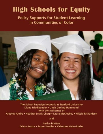 High Schools for Equity - Education Law Center