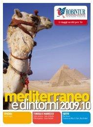 SPAGNA TUNISIA E MAROCCO EGITTO - Marimba Viaggi