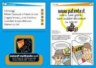 Spiegazione Patente on Line - PATENTE.it