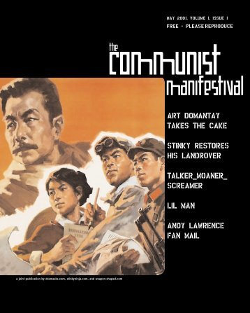 The Communist Manifestival